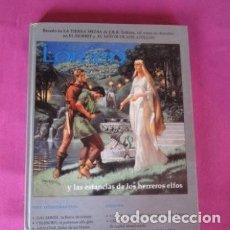 Juegos Antiguos: LORIEN BASADO EN LA TIERRA MEDIA TOLKIEN JOC JUEGO DE ROL. Lote 199973151