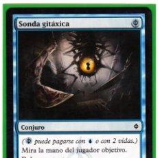 Juegos Antiguos: SONDA GITÁXICA , MAGIC THE GATHERING. Lote 200772168
