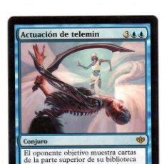 Juegos Antiguos: ACTUACIÓN DE TELEMIN , MAGIC THE GATHERING. Lote 200773147