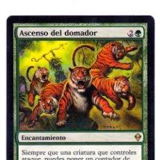 Juegos Antiguos: ASCENSO DEL DOMADOR , MAGIC THE GATHERING. Lote 200773920