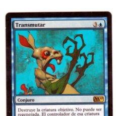 Juegos Antiguos: TRANSMUTAR , MAGIC THE GATHERING. Lote 200894753