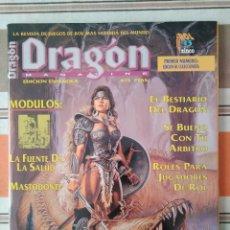 Juegos Antiguos: REVISTA DRAGON ROL 1 - DUNGEONS. Lote 201223307