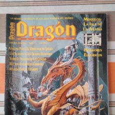 Juegos Antiguos: REVISTA DRAGON ROL 11 - DUNGEONS. Lote 201224175