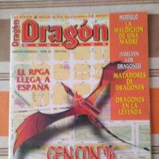 Juegos Antiguos: REVISTA DRAGON ROL 26 - DUNGEONS. Lote 201224473