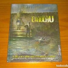 Juegos Antiguos: EL RASTRO DE CTHULHU JUEGO DE ROL DE HORROR CÓSMICO EN LOS MUNDOS DE H.P. LOVECRAFT EDGE PRECINTADO. Lote 201732285