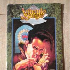 Juegos Antiguos: VINCULO DE SANGRE DISEÑO ORBITAL. Lote 171634185