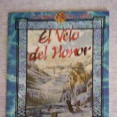 Juegos Antiguos: EL VELO DEL HONOR. LA LEYENDA DE LOS CINCO ANILLOS.. Lote 203149312