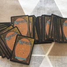 Juegos Antiguos: 80 CARTAS MAGIC THE GATHERING DECKMASTER - PERFECTAS SIN USO. Lote 203340717