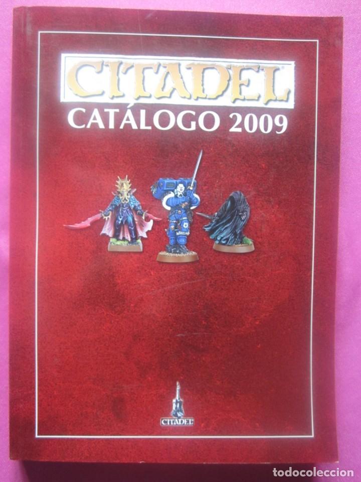Juegos Antiguos: CATALOGO CITADEL 2009 WARHAMMER ROL 424 PAGINAS. - Foto 7 - 234977400