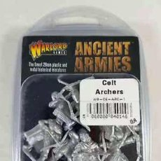Juegos Antiguos: HAIL CAESAR CELT ARCHERS WARLORD GAMES 28 MM BLISTER. Lote 203840867