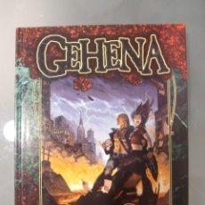 Juegos Antiguos: GEHENA LA HORA DEL JUICIO / LA FACTORIA LF1999. Lote 204319236