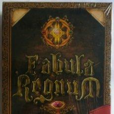 Juegos Antiguos: JUEGO DE CARTAS FABULA REGNUM , NUEVO A ESTRENAR . NAIPES ROL. Lote 204682391