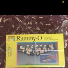 Juegos Antiguos: RUMMY-0. Lote 205012873