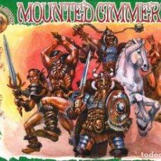 Jogos Antigos: 72029 DARK ALLIANCE 1/72 MOUNTED CIMMERIANS. Lote 205274528