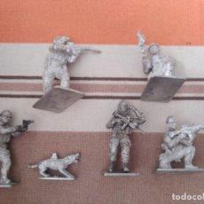 Juegos Antiguos: MINIATURAS DE METAL - ROL WARHAMMER. Lote 205442530