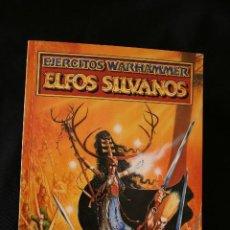 Juegos Antiguos: EJERCITOS WARHAMMER, ELFOS SILVANOS, MUY BUEN ESTADO.. Lote 205670118