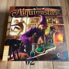 Juegos Antiguos: JUEGO DE MESA - ALQUIMISTAS - DEVIR - PRECINTADO - CGE. Lote 205700828
