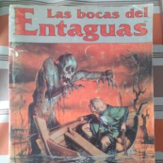 Juegos Antiguos: BOCAS DEL ENTAGUAS - SEÑOR DE LOS ANILLOS - ROL. Lote 206454716
