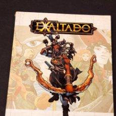 Giochi Antichi: EXALTADO BASICO - JUEGO DE ROL - LIBRO - LA FACTORÍA DE IDEAS. Lote 207013361