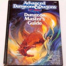 Juegos Antiguos: MASTER'S GUIDE - AVANCED DANGEONS AND DRAGONS - 2ª ED.. Lote 207017007