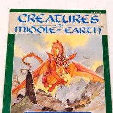 Juegos Antiguos: CREATURES OF MIDDLE-EARTH - SEÑOR ANILLOS. Lote 207018950