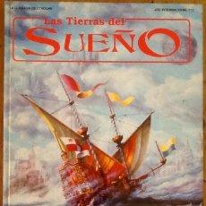 Juegos Antiguos: MODULO LA LLAMADA DE CTHULHU : LAS TIERRAS DEL SUEÑO - JOC INTERNACIONAL - CHAOSIUM. Lote 207101988