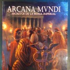 Juegos Antiguos: ARCANA MUNDI. SECRETOS DE LA ROMA IMPERIAL. Lote 207122587
