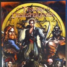 Juegos Antiguos: TESORO DE LA DESESPERANZA. Lote 207123246