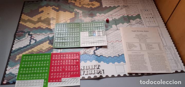 Juegos Antiguos: wargame light division. 3w - Foto 3 - 207402248