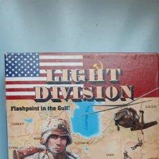 Juegos Antiguos: WARGAME LIGHT DIVISION. 3W. Lote 207402248