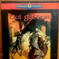 Juegos Antiguos: DOL GULDUR. PARA EL SEÑOR DE LOS ANILLOS. JUEGO DE ROL. LA FACTORÍA DE IDEAS.. Lote 254306370