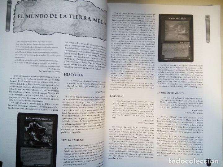 Juegos Antiguos: EL SEÑOR DE LOS ANILLOS. EL MAGO, AYUDA DEL ISTAR. JOC INTERNATIONAL. ESPAÑA 1996. - Foto 5 - 208770397