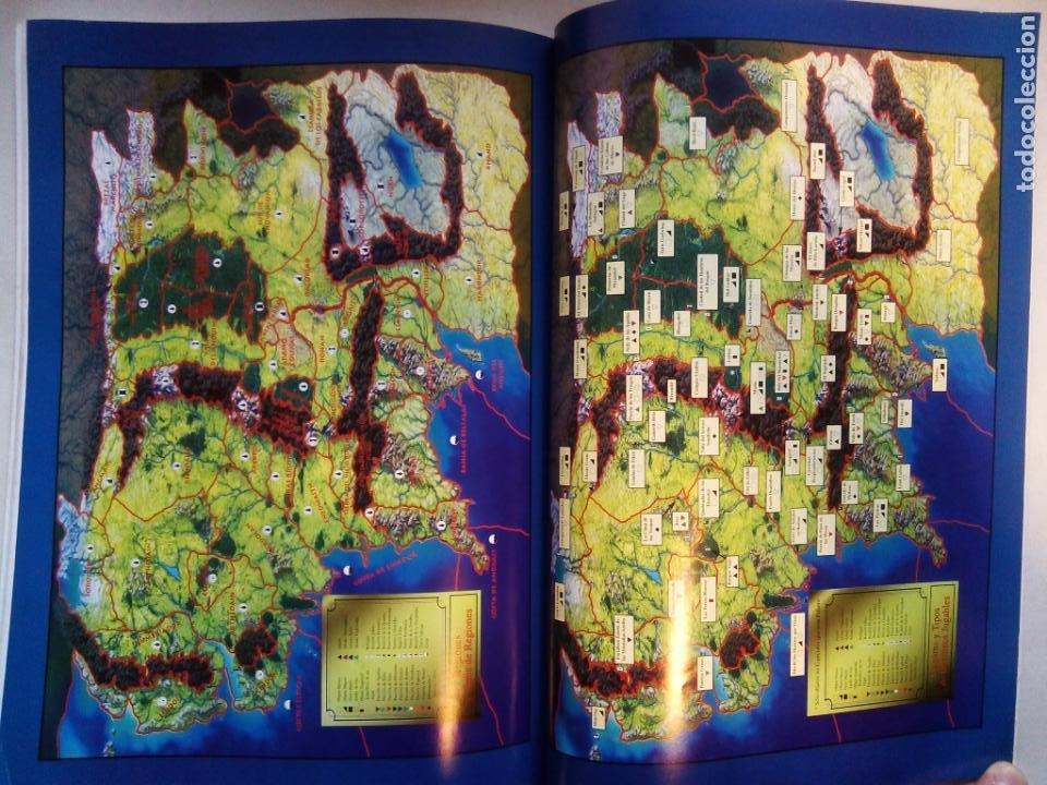 Juegos Antiguos: EL SEÑOR DE LOS ANILLOS. EL MAGO, AYUDA DEL ISTAR. JOC INTERNATIONAL. ESPAÑA 1996. - Foto 8 - 208770397