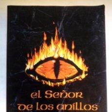 Juegos Antiguos: EL SEÑOR DE LOS ANILLOS. EL MAGO, AYUDA DEL ISTAR. JOC INTERNATIONAL. ESPAÑA 1996.. Lote 208770397