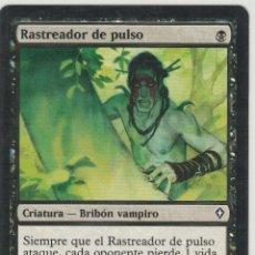 Juegos Antiguos: RASTREADOR DE PULSO , MAGIC THE GATHERING. Lote 209727877
