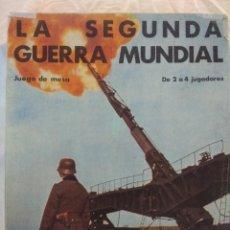 Juegos Antiguos: JUEGO DE ESTRATEGIA NAC LA SEGUNDA GUERRA MUNDIAL/SERIE WARGAMES/NIKE & COOPER.. Lote 210117565