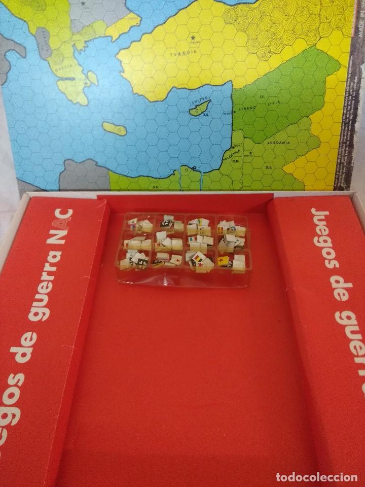 Juegos Antiguos: JUEGO DE ESTRATEGIA NAC LA SEGUNDA GUERRA MUNDIAL/SERIE WARGAMES/NIKE & COOPER. - Foto 4 - 210117565