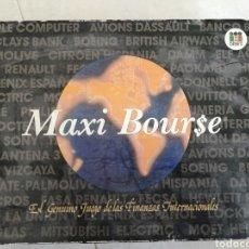 Juegos Antiguos: JUEGO DE MESA MAXI BOURSE. Lote 210255590