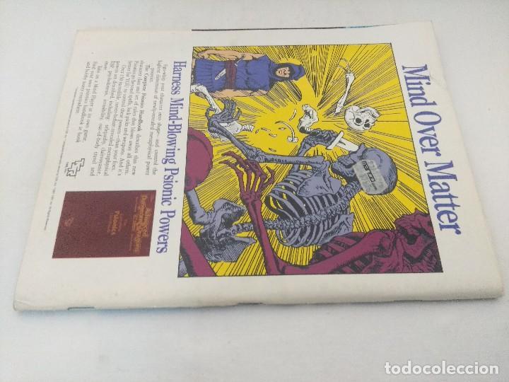 Juegos Antiguos: DRAGON MAGAZINE/REVISTA DE JUEGOS DE ROL Nº165/EDICION INGLESA. - Foto 2 - 210584533