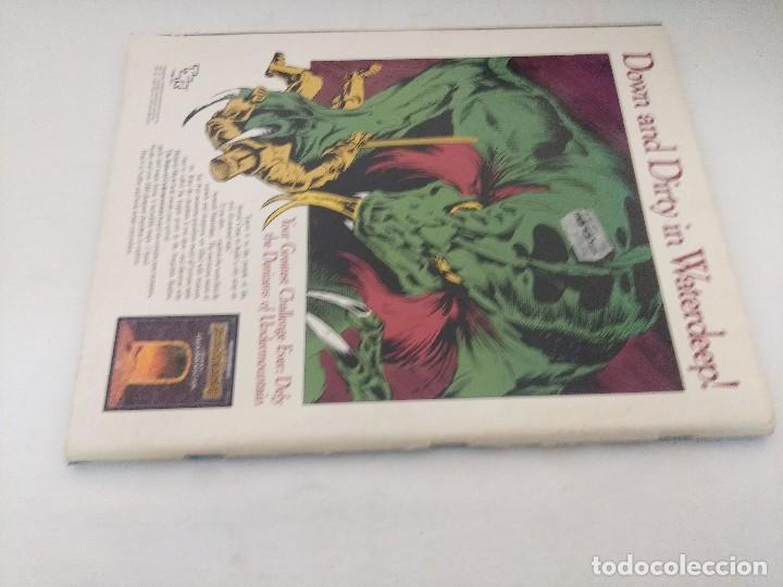 Juegos Antiguos: DRAGON MAGAZINE/REVISTA DE JUEGOS DE ROL Nº166/EDICION INGLESA. - Foto 2 - 210584591