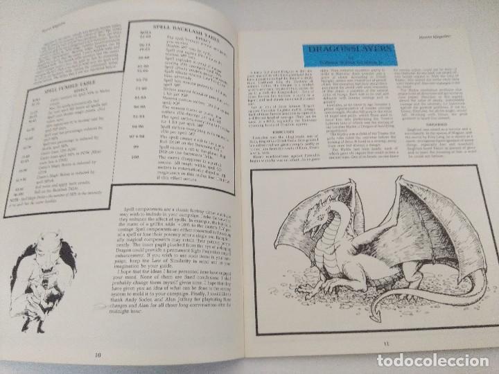 Juegos Antiguos: REVISTA DE ROL HEROES/RUNEQUEST ADVENTURER VOL II Nº2/GAMES OF ESTRATEGY/EDICION EN INGLES. - Foto 2 - 210589151