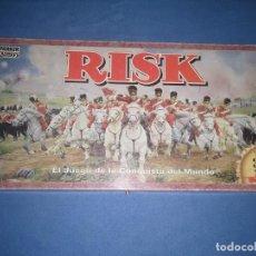 Juegos Antiguos: JUEGO RISK 1992 PARKER JUEGO DE LA CONQUISTA DEL MUNDO. Lote 210952970