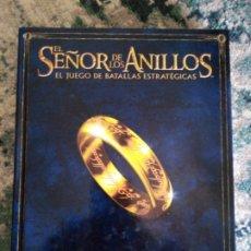 Juegos Antiguos: EL SEÑOR DE LOS ANILLOS. EL JUEGO DE BATALLAS ESTRATÉGICAS. GAMES WORKSHOP. Lote 211259144