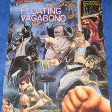 Juegos Antiguos: TALES FROM THE FLOATING VAGABOND - JOHN HUFF LEE GARVIN - NICK ATLAS - AVALON HILL GAME CO (1991). Lote 211419699