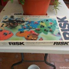 Juegos Antiguos: RISK JUEGO ESTRATEGIA DE BORRÁS AÑO 82. Lote 211563912