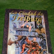 Juegos Antiguos: 7º MAR: LA CIUDAD DE FREIBURG - FREIBURG PRIMERA PARTE - ROB VAUX/KEVIN WILSON LF7M401 2001. Lote 211664699
