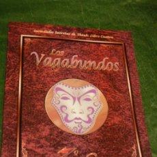 Juegos Antiguos: 7º MAR: LOS VAGABUNDOS - SOCIEDADES SECRETAS THEAH LIBRO CUATRO - LF7M354 2002. Lote 211665105