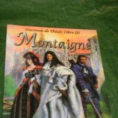 Juegos Antiguos: 7º MAR: MONTAIGNE - NACIONES DE THEAH LIBRO III - LF7M303 2001. Lote 211665493