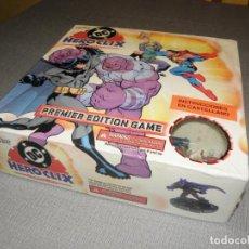 Juegos Antiguos: HERO CLIX DC - JUEGO DE ROL JUEGO DE MESA HEROCLIX BASADO EN LOS HEROES DE DC COMICS.. Lote 211729154
