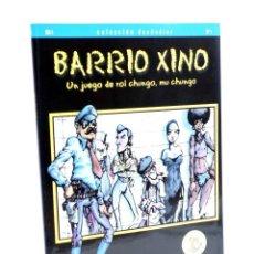 Juegos Antiguos: BARRIO XINO. UN JUEGO DE ROL CHUNGO, MU CHUNGO (SERGI LATORRE) LA FACTORÍA DE IDEAS, 2000. OFRT. Lote 269029349